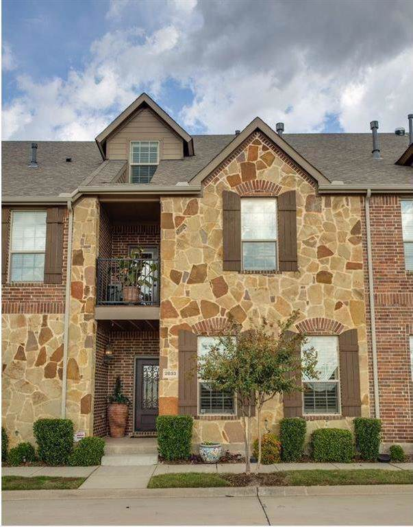 2833 Sheridan Drive, Carrollton, TX 75010 (MLS #14152444) :: Vibrant Real Estate
