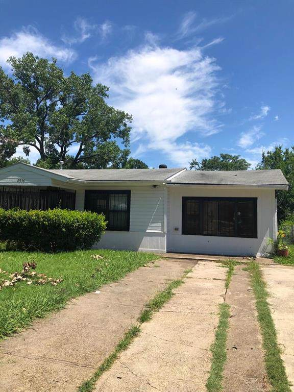 2956 Marjorie Avenue, Dallas, TX 75216 (MLS #14154336) :: The Real Estate Station