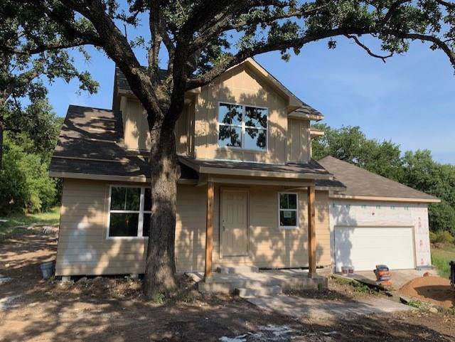 305 Lakeside Drive, Azle, TX 76020 (MLS #14155773) :: The Mitchell Group