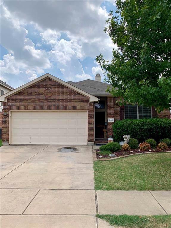 10881 Hawks Landing Road, Fort Worth, TX 76052 (MLS #14156883) :: RE/MAX Landmark