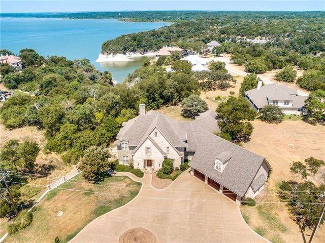 1243 Overlook Drive, Whitney, TX 76692 (MLS #14157917) :: RE/MAX Town & Country