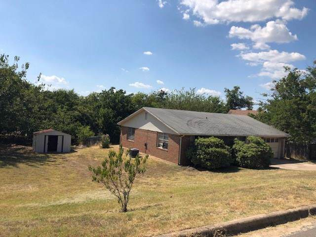 913 Duke Street, Weatherford, TX 76086 (MLS #14159165) :: All Cities Realty