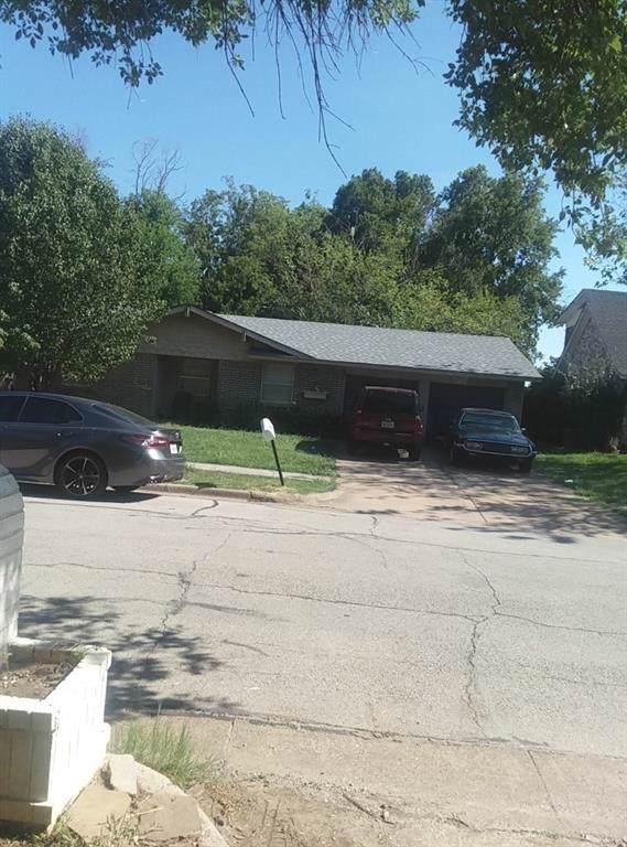 1204 Marlee Lane, Arlington, TX 76014 (MLS #14159855) :: The Paula Jones Team   RE/MAX of Abilene