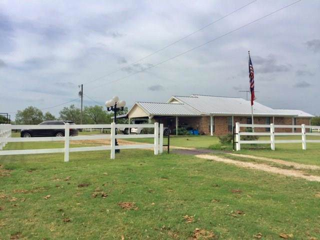 5910 County Road 4061, Scurry, TX 75158 (MLS #14160289) :: Team Tiller