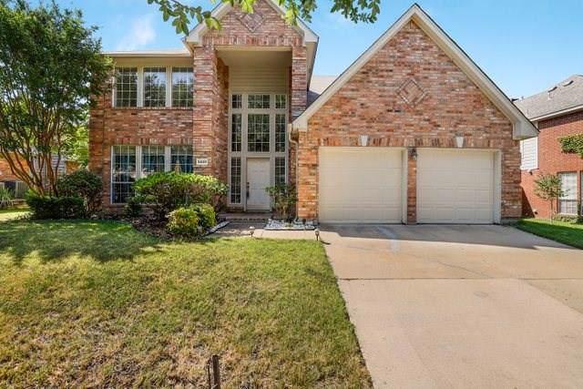 5448 Lake Powell Drive, Fort Worth, TX 76137 (MLS #14161461) :: Frankie Arthur Real Estate