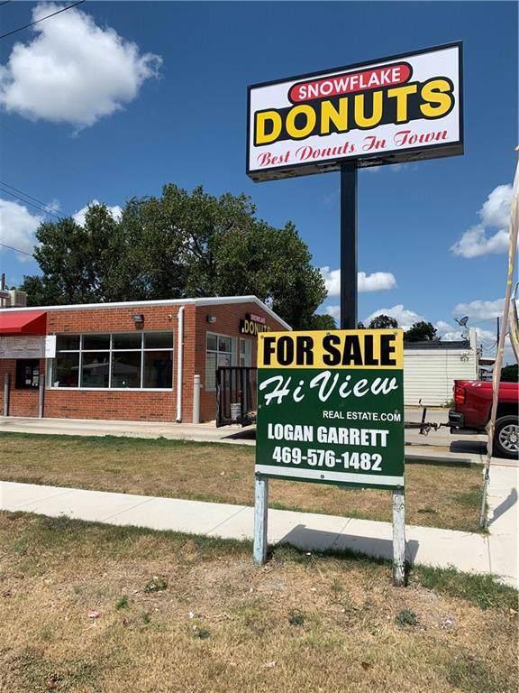 201 N Main Street, Hutchins, TX 75141 (MLS #14162225) :: Lynn Wilson with Keller Williams DFW/Southlake