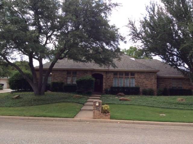23 Cypress Point Street, Abilene, TX 79606 (MLS #14162548) :: Frankie Arthur Real Estate