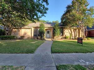 5206 Woodmeadow Drive, Garland, TX 75043 (MLS #14162726) :: The Good Home Team