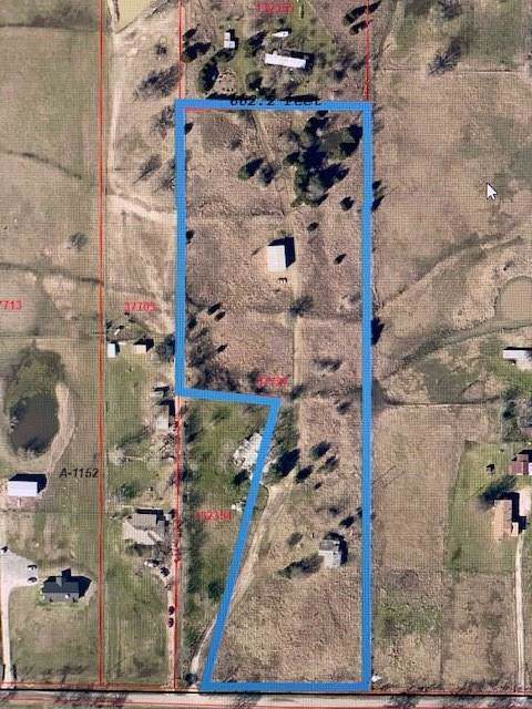 2860 County Road 2512, Quinlan, TX 75474 (MLS #14163389) :: The Real Estate Station