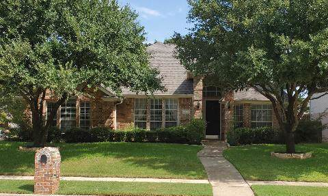 2301 Castlegate Drive, Corinth, TX 76210 (MLS #14163811) :: Frankie Arthur Real Estate
