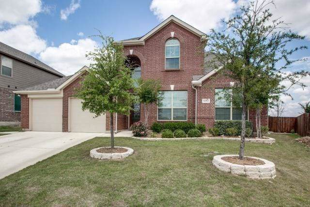 12252 Langley Hill Drive, Fort Worth, TX 76244 (MLS #14164051) :: Frankie Arthur Real Estate