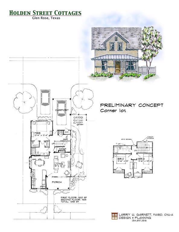 995 Holden Street, Glen Rose, TX 76043 (MLS #14164398) :: Team Tiller