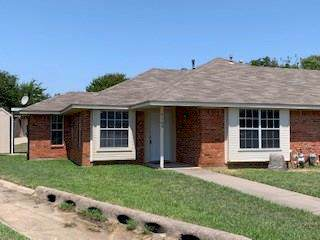 3109 Inglewood Street, Denton, TX 76209 (MLS #14164675) :: All Cities Realty