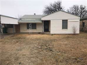 675 S Main Street, Jacksboro, TX 76458 (MLS #14164686) :: The Tierny Jordan Network