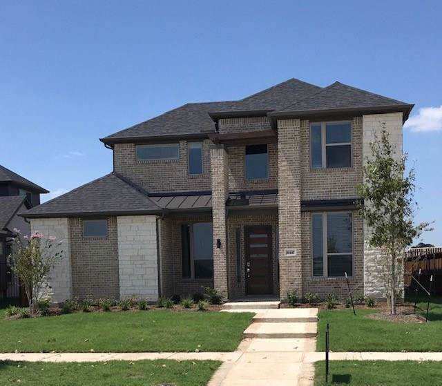 16445 Creek Plum Road, Frisco, TX 75033 (MLS #14165359) :: NewHomePrograms.com LLC