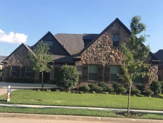 412 Ellison Trace, Argyle, TX 76226 (MLS #14165545) :: The Heyl Group at Keller Williams