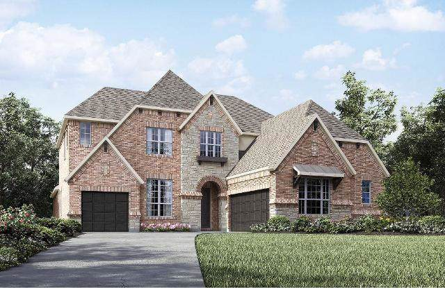 4391 Trinidad Court, Prosper, TX 75078 (MLS #14165624) :: The Heyl Group at Keller Williams