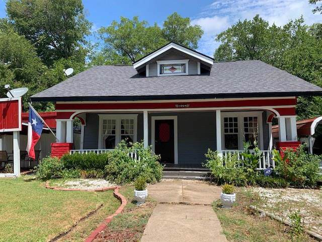 1004 Jernigan Street, Commerce, TX 75428 (MLS #14165830) :: North Texas Team | RE/MAX Lifestyle Property