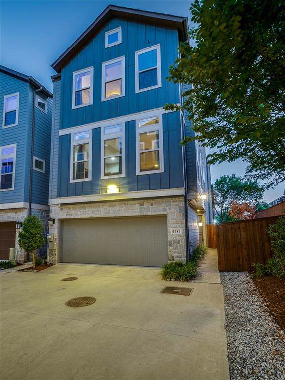 5981 Morning Star Place, Dallas, TX 75235 (MLS #14165877) :: All Cities Realty