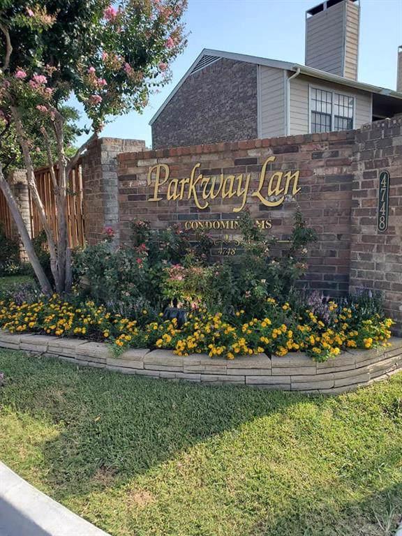4748 Old Bent Tree Lane #1107, Dallas, TX 75287 (MLS #14166042) :: Tenesha Lusk Realty Group