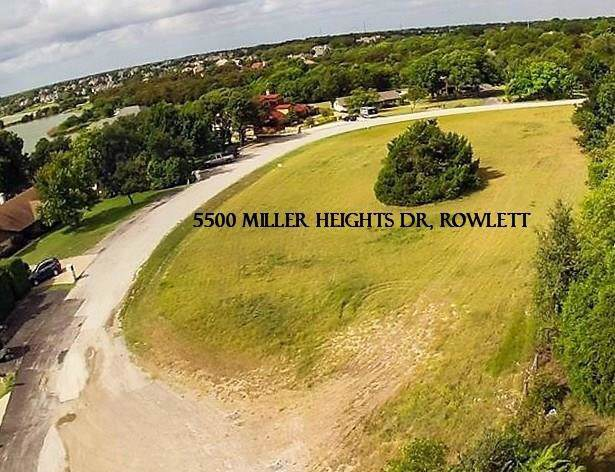 5500 Miller Heights Drive, Rowlett, TX 75088 (MLS #14166156) :: The Hornburg Real Estate Group