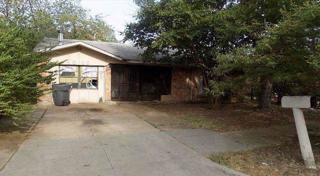 4035 Pringle Drive, Dallas, TX 75212 (MLS #14166288) :: All Cities Realty