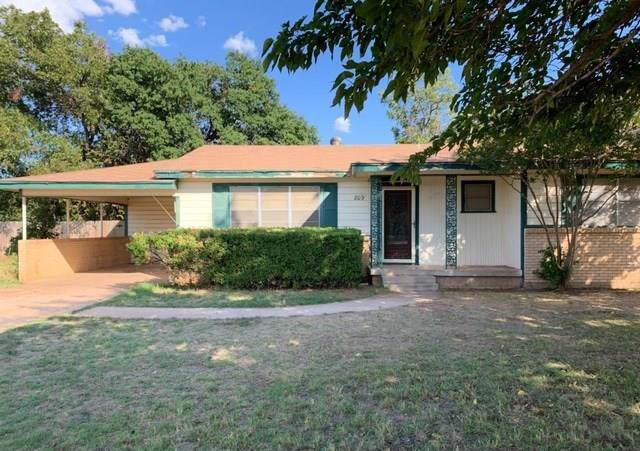809 Locust, Merkel, TX 79536 (MLS #14166350) :: Vibrant Real Estate