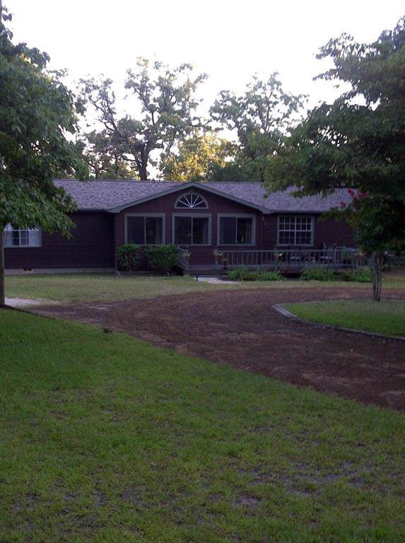 1270 An County Road 3194, Frankston, TX 75763 (MLS #14166520) :: The Hornburg Real Estate Group