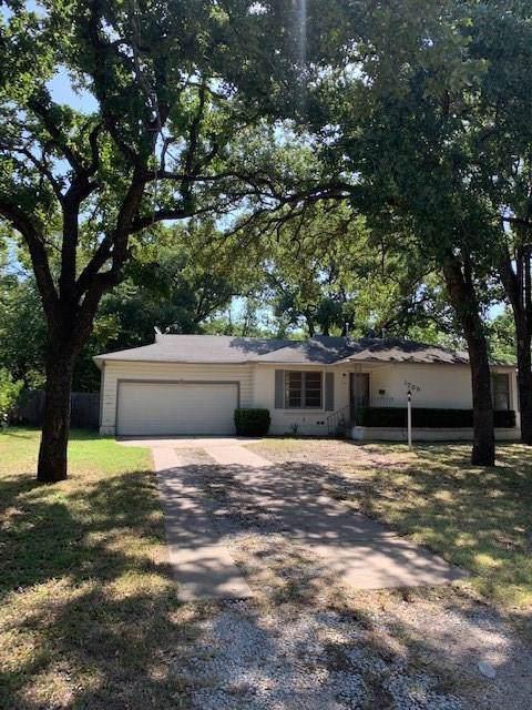 1705 Tierney Road, Fort Worth, TX 76112 (MLS #14166637) :: Baldree Home Team