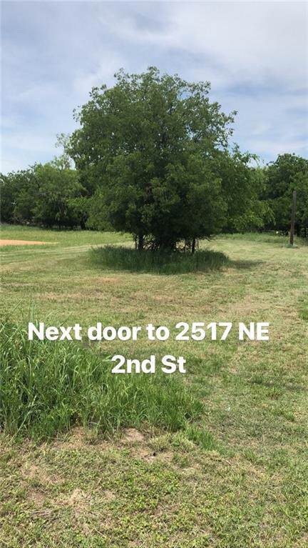 2511 2nd Street, Mineral Wells, TX 76067 (MLS #14168447) :: The Real Estate Station