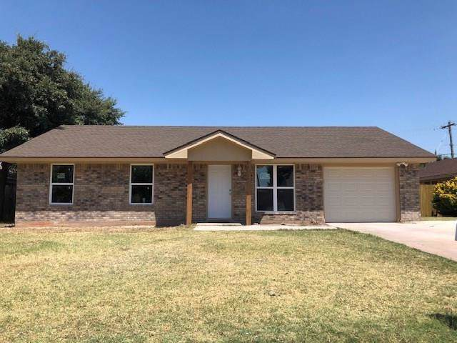 5226 Benbrook Street, Abilene, TX 79605 (MLS #14168737) :: The Chad Smith Team