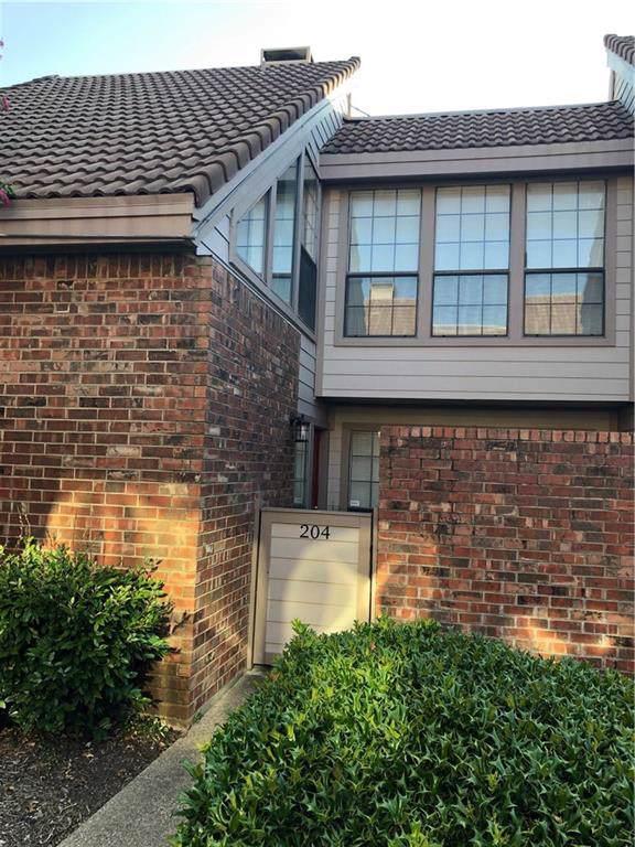 18240 Midway Road #204, Dallas, TX 75287 (MLS #14168873) :: Ann Carr Real Estate