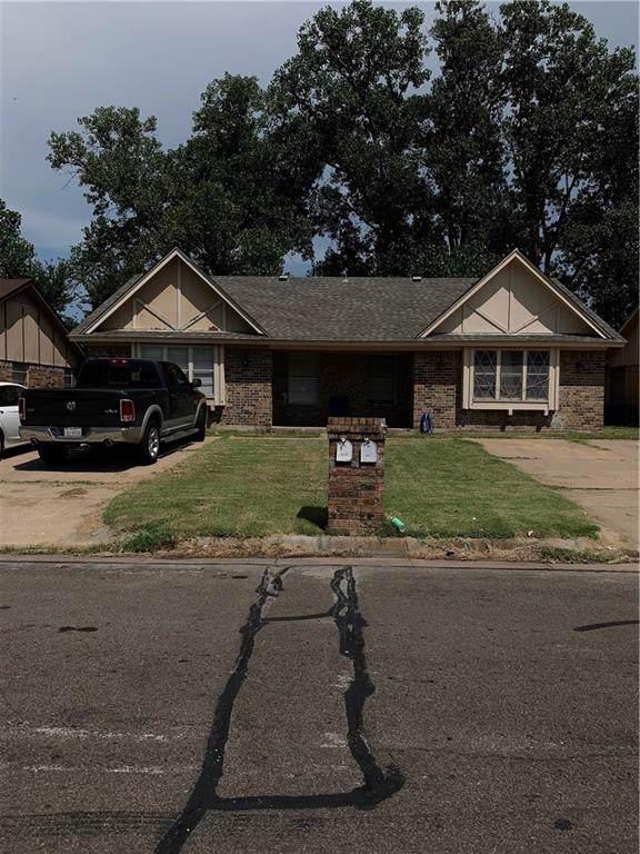 421 Matt Lane, Arlington, TX 76012 (MLS #14169014) :: The Hornburg Real Estate Group