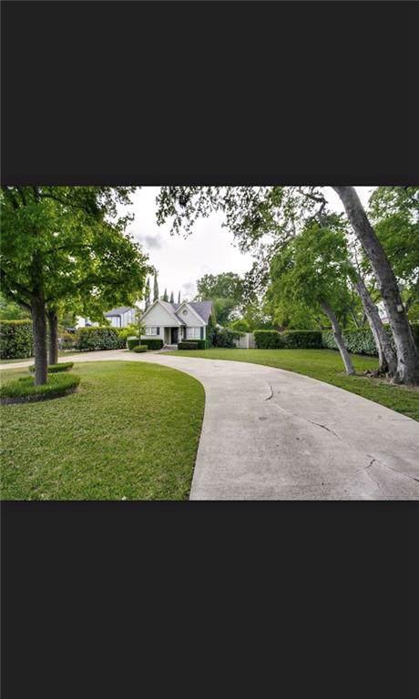 7007 Inwood Road, Dallas, TX 75209 (MLS #14169171) :: Kimberly Davis & Associates