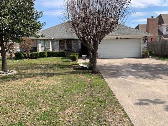 6920 Marvin Brown Street, Fort Worth, TX 76179 (MLS #14169466) :: Kimberly Davis & Associates