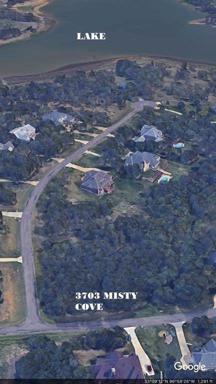 3703 Misty Cove, Little Elm, TX 75068 (MLS #14170308) :: Keller Williams Realty