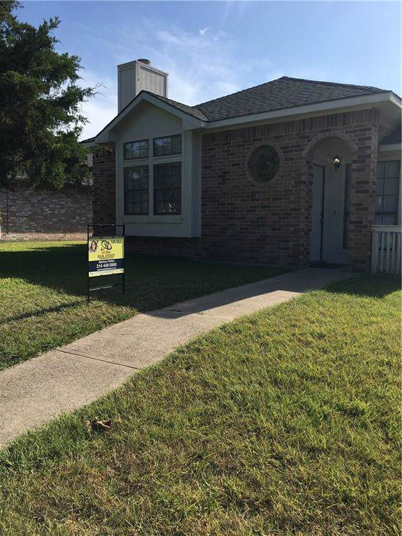 4110 Cochise Drive, Balch Springs, TX 75180 (MLS #14170434) :: The Mitchell Group