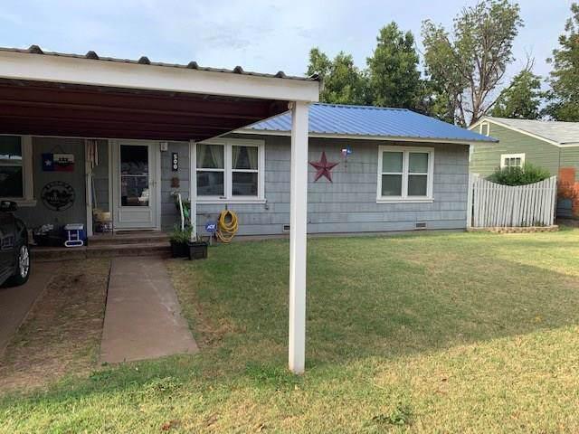 506 W Reiman, Seymour, TX 76380 (MLS #14172588) :: RE/MAX Town & Country