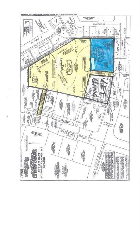 790 W Turner Warnell Road, Arlington, TX 76001 (MLS #14173255) :: All Cities USA Realty