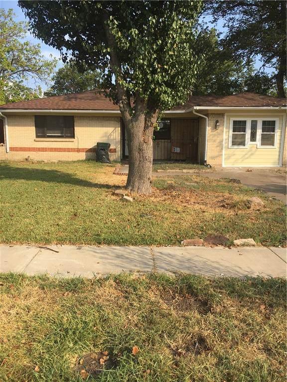 1318 Andrew Street, Mesquite, TX 75149 (MLS #14173384) :: Lynn Wilson with Keller Williams DFW/Southlake