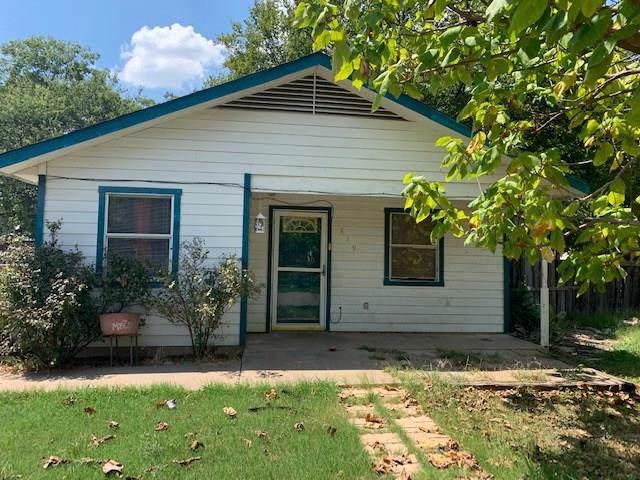 819 N Wilhite Street, Cleburne, TX 76031 (MLS #14173508) :: RE/MAX Landmark