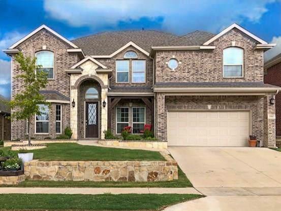 1501 Fiddleneck Street, Fort Worth, TX 76177 (MLS #14175336) :: The Real Estate Station