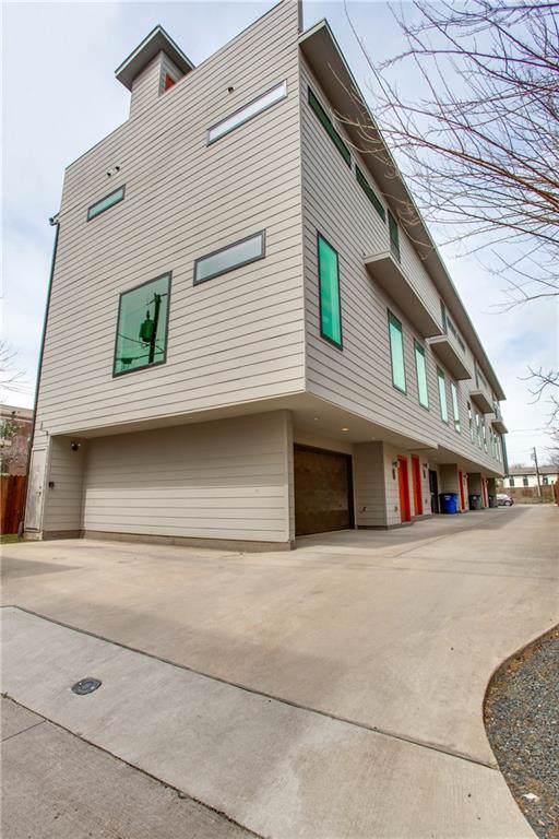 5706 Lindell Avenue D, Dallas, TX 75206 (MLS #14176100) :: The Hornburg Real Estate Group