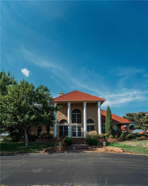 10172 Fm 576 W, Moran, TX 76464 (MLS #14177029) :: RE/MAX Town & Country