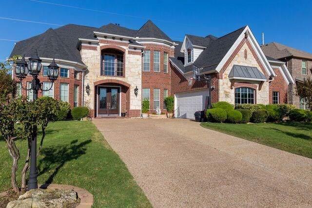 171 Chapel Hill Drive, Prosper, TX 75078 (MLS #14177081) :: Real Estate By Design