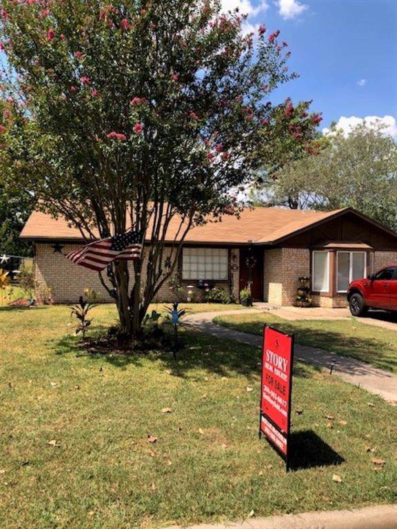 709 Contour Drive, Mexia, TX 76667 (MLS #14177755) :: The Chad Smith Team