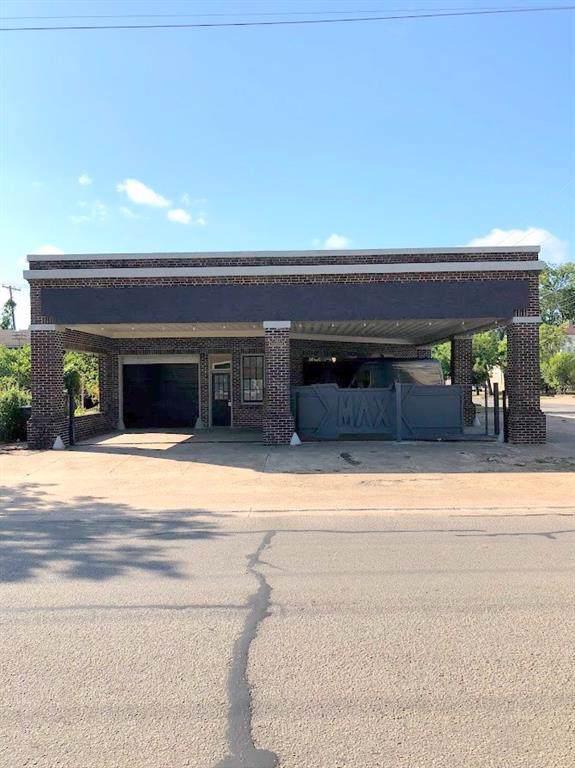 323 W Collin Street, Corsicana, TX 75110 (MLS #14177805) :: Ann Carr Real Estate