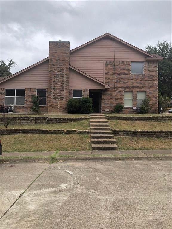 815 Ash Grove Lane, Desoto, TX 75115 (MLS #14178128) :: Baldree Home Team