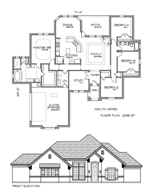 332 Trinity Avenue, Azle, TX 76020 (MLS #14178913) :: RE/MAX Town & Country