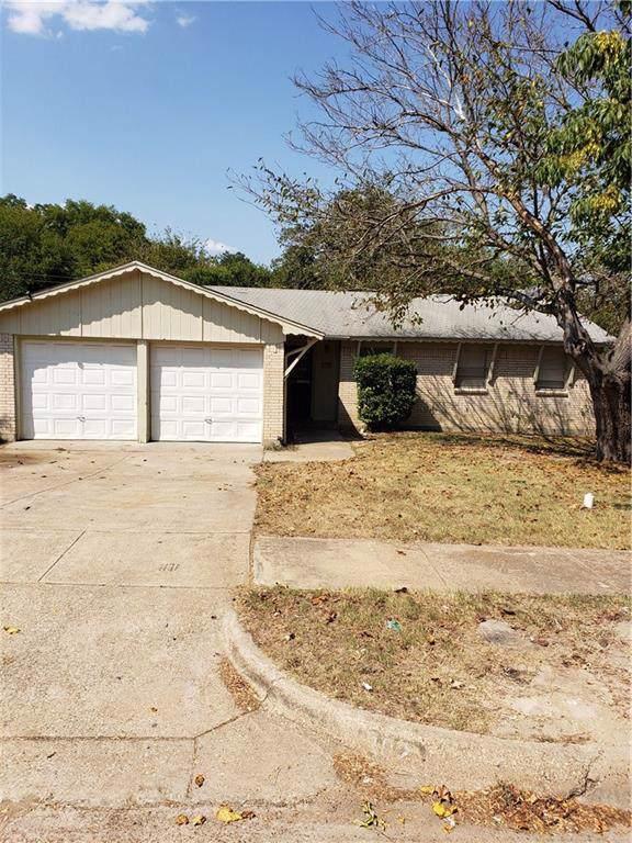 102 Crestridge Drive, Hutchins, TX 75141 (MLS #14180181) :: The Heyl Group at Keller Williams